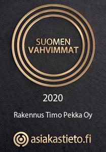 Suomen vahvimmat - Rakennus Timo Pekka
