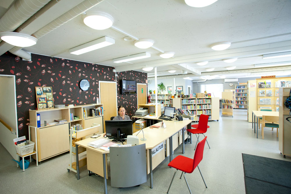 Tammelan Kirjasto
